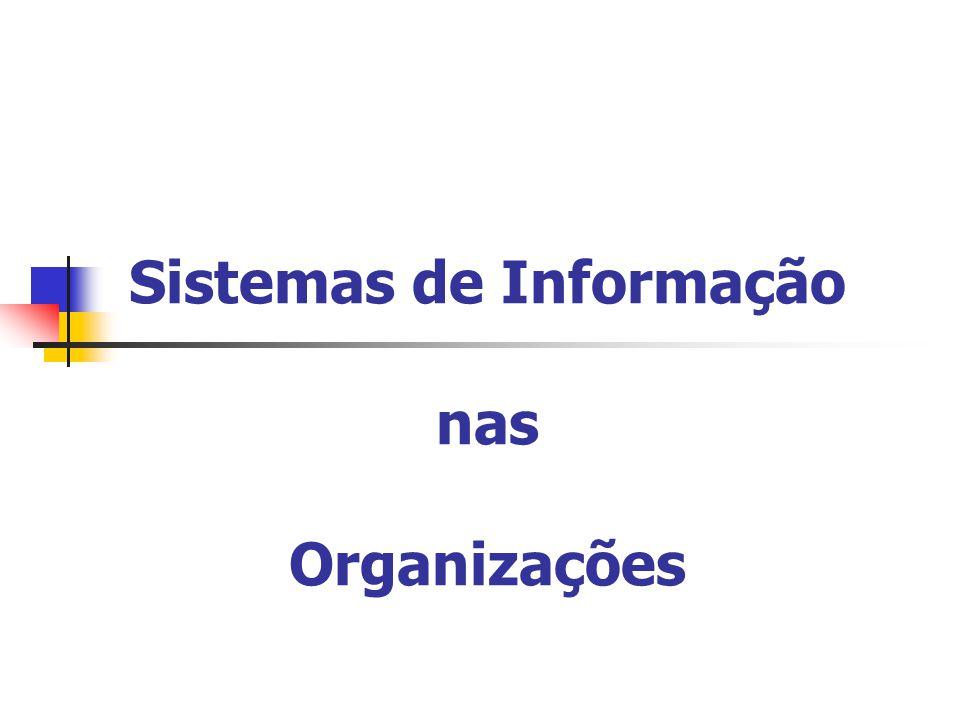 Definição Ambiente complexo Projetado para fornecer subsídios para alta gerência tomar decisões Para a empresa os maiores problemas para a tomada de decisões são: Disponibilidade da informação; Rapidez de degradação de informação.
