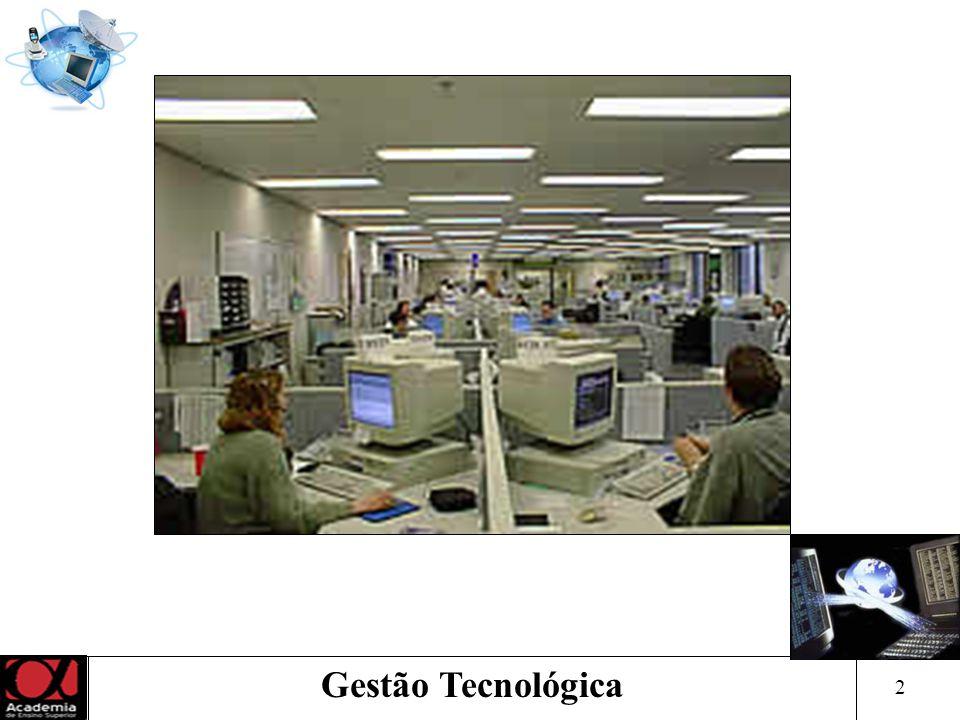 2 Gestão Tecnológica