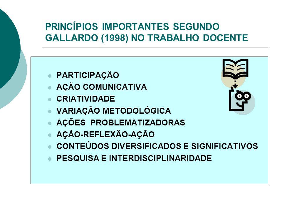 OBJETIVOS ESPECÍFICOS DA EDUCAÇÃO FÍSICA NA EDUCAÇÃO INFANTIL SEGUNDO GALLARDO (2002), O OBJETIVO PRINCIPAL DA EDUCAÇÃO FÍSICA NA FASE PRE-ESCOLAR É Q