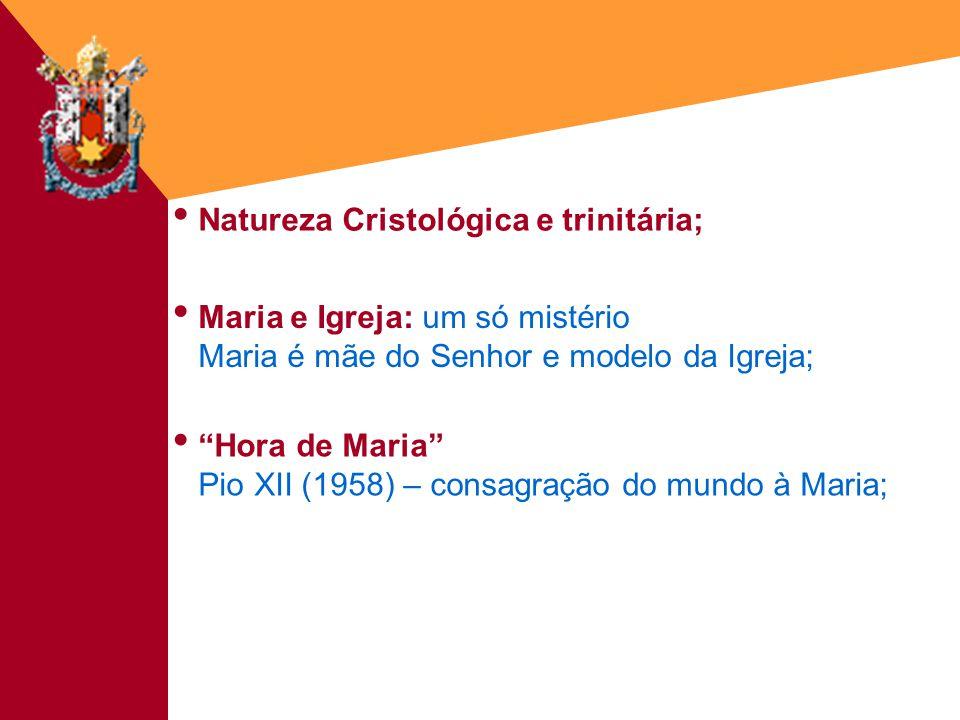Fé&Cultura - 18/03/20035 Culto Mariano O culto mariano deve seguir alguns critérios; Nível Dogmático Virgindade, Maternidade, Imaculada Conceição, Assunção.