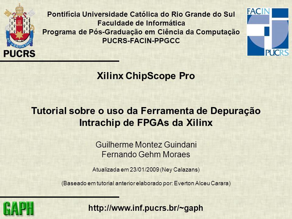 Pontifícia Universidade Católica do Rio Grande do Sul Faculdade de Informática Programa de Pós-Graduação em Ciência da Computação PUCRS-FACIN-PPGCC ht
