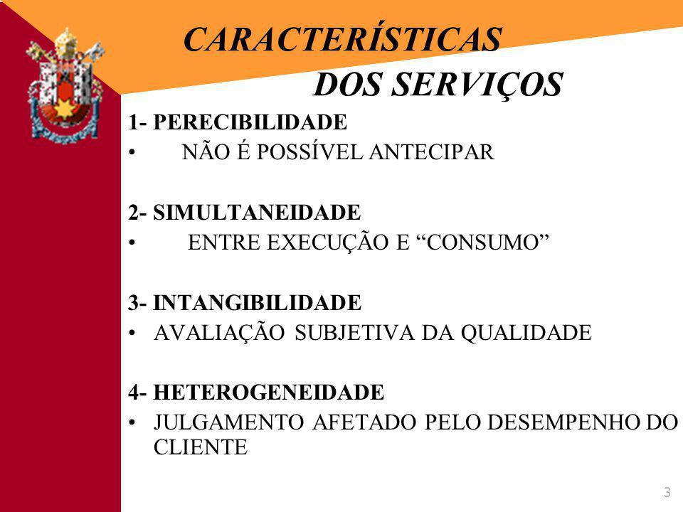 2 2 Numa organização de serviços, onde o produto principal é a educação, as relações entre as pessoas, nas diferentes atividades, tem papel fundamental.