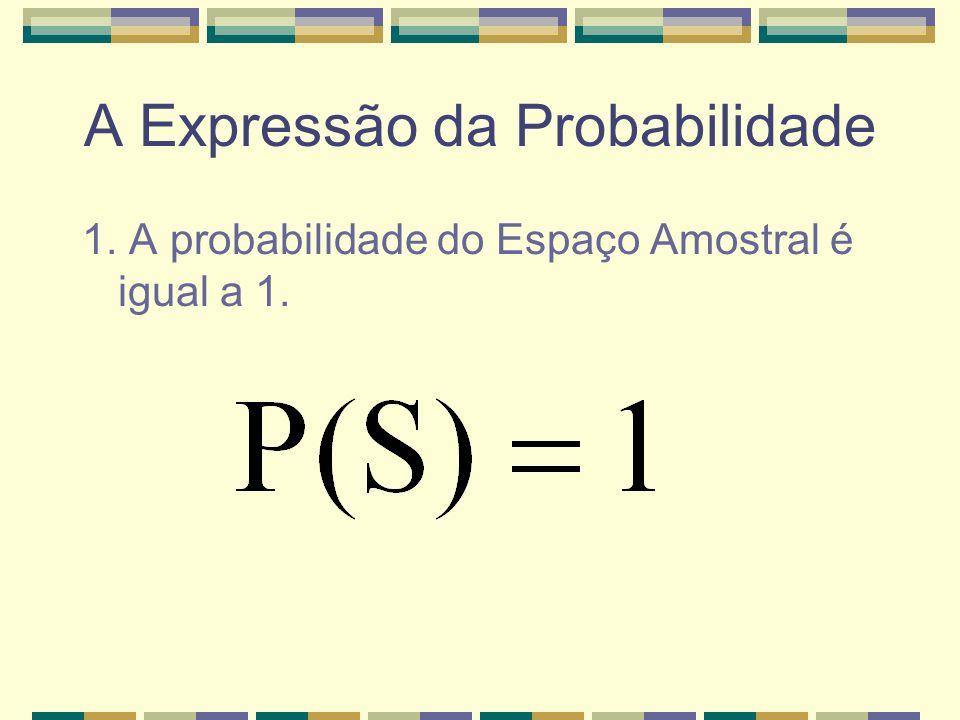 Enfoque Subjetivo As probabilidades determinadas pelos métodos clássico e da freqüência relativa são ditos objetivos. A probabilidade subjetiva é uma