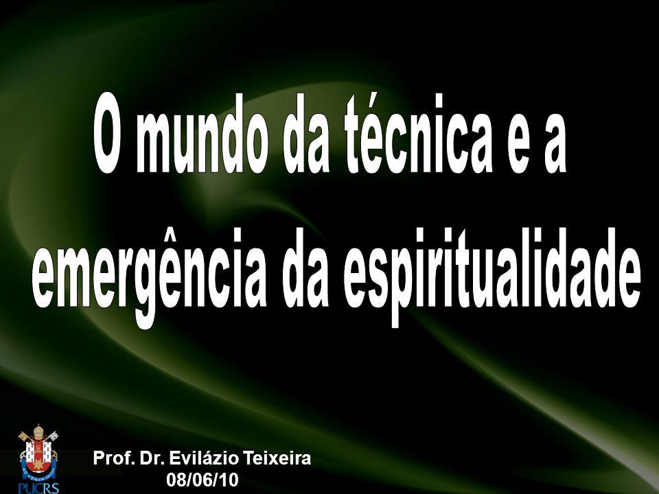 Prof. Dr. Evilázio Teixeira 08/06/10