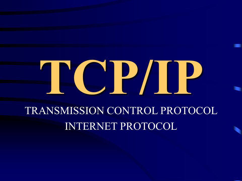 Dailson Fernandes TCP/IP Protocolo de Controle de Transmissão/Protocolo Internet ( TCP/IP ) Tornou-se o protocolo padrão utilizado para interoperabilidade entre muitos tipos diferentes de computadores.