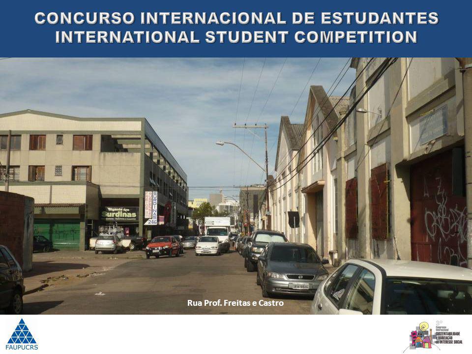 Rua Prof. Freitas e Castro