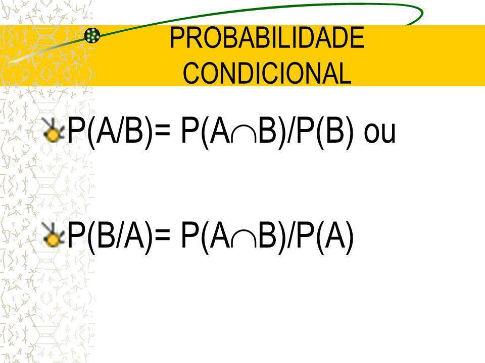DETERMINE: A probabilidade de que um oficial seja promovido dado que seja um homem. P(P/H)=288/960 ou P(P/H)=0,24/0,80 ou P(P/H)=0,30
