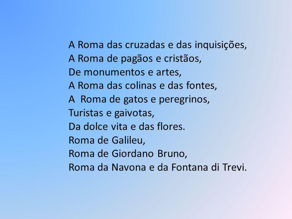 Roma de cardeais, das vestes clericais, Dos padres e dos religiosos, Das irmãs e dos irmãos.