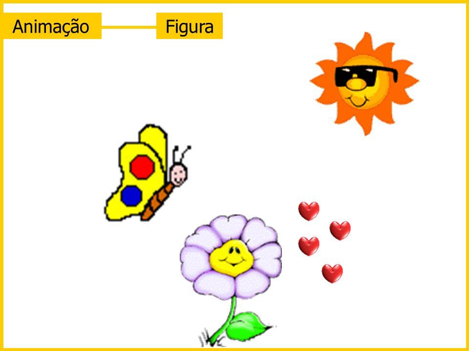 AnimaçãoTexto...apresentar o texto por inteiro, ou por blocos de significado, evitando um grande fracionamento das mensagens Princípio da proximidade