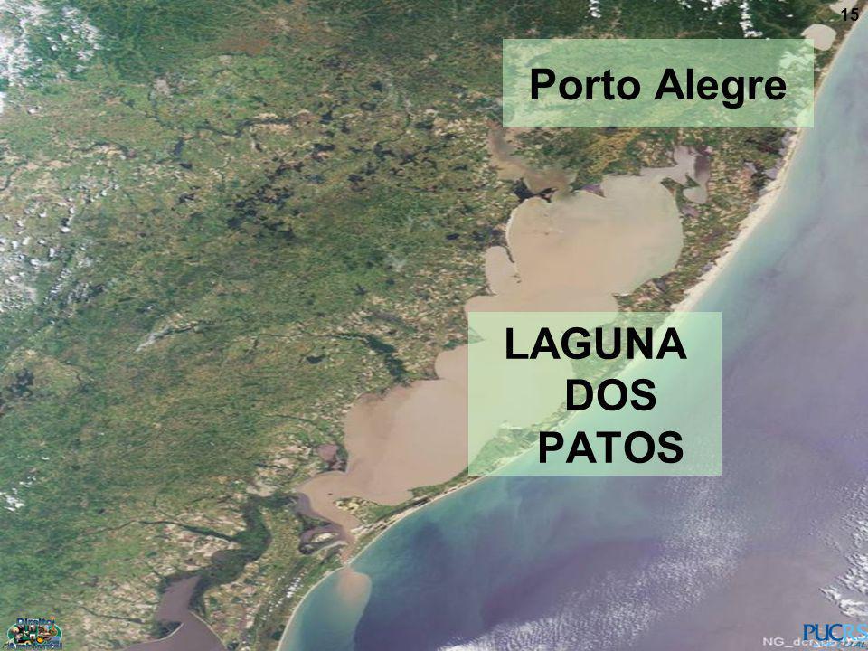 15 Porto Alegre LAGUNA DOS PATOS