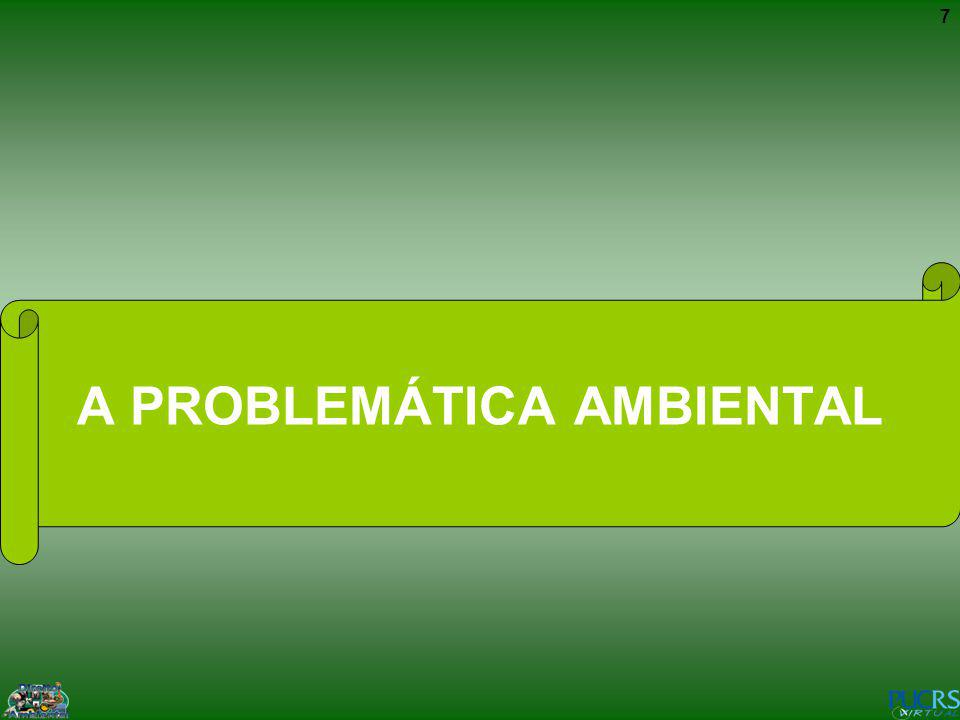 7 A PROBLEMÁTICA AMBIENTAL