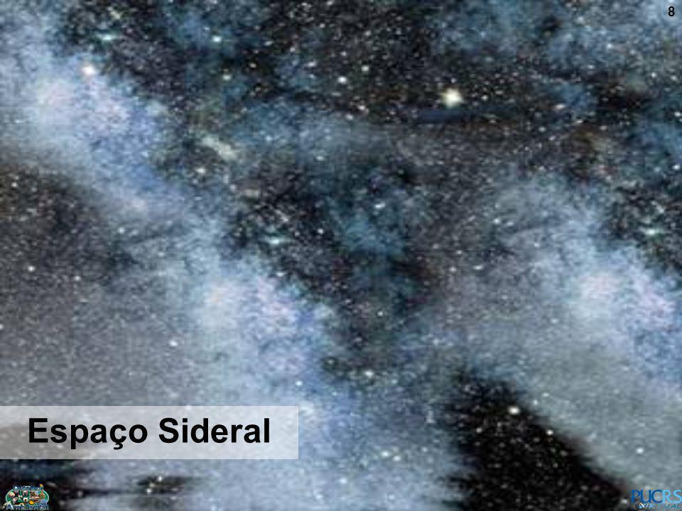 8 Espaço Sideral