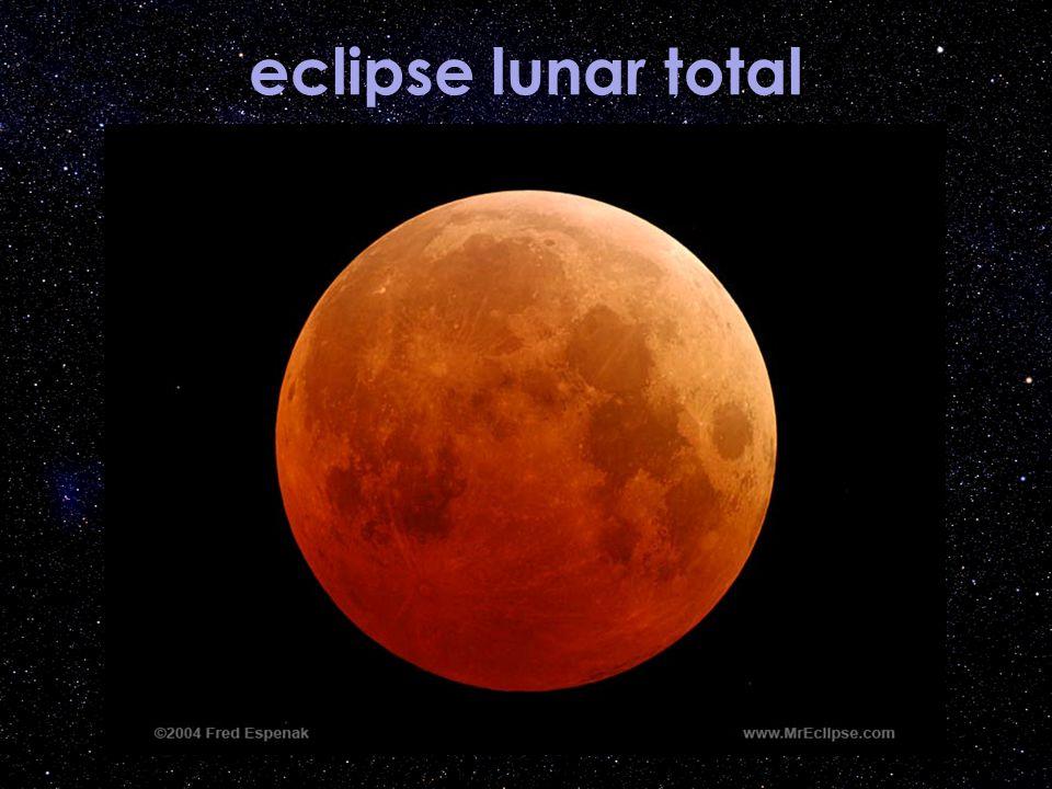 Eclipse lunar parcial umbral