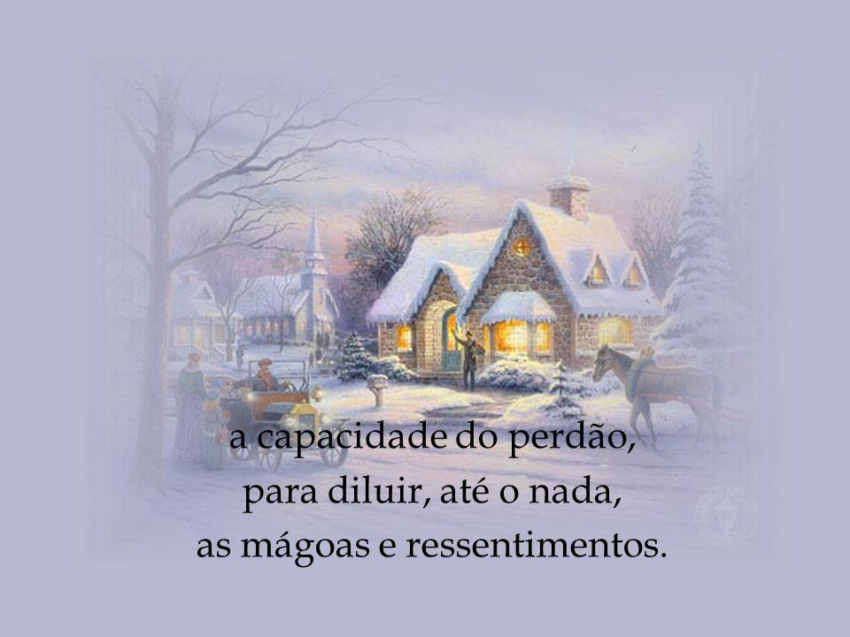 Nesse Natal, desejo para o seu e o meu coração a harmonia e o poder da tolerância,