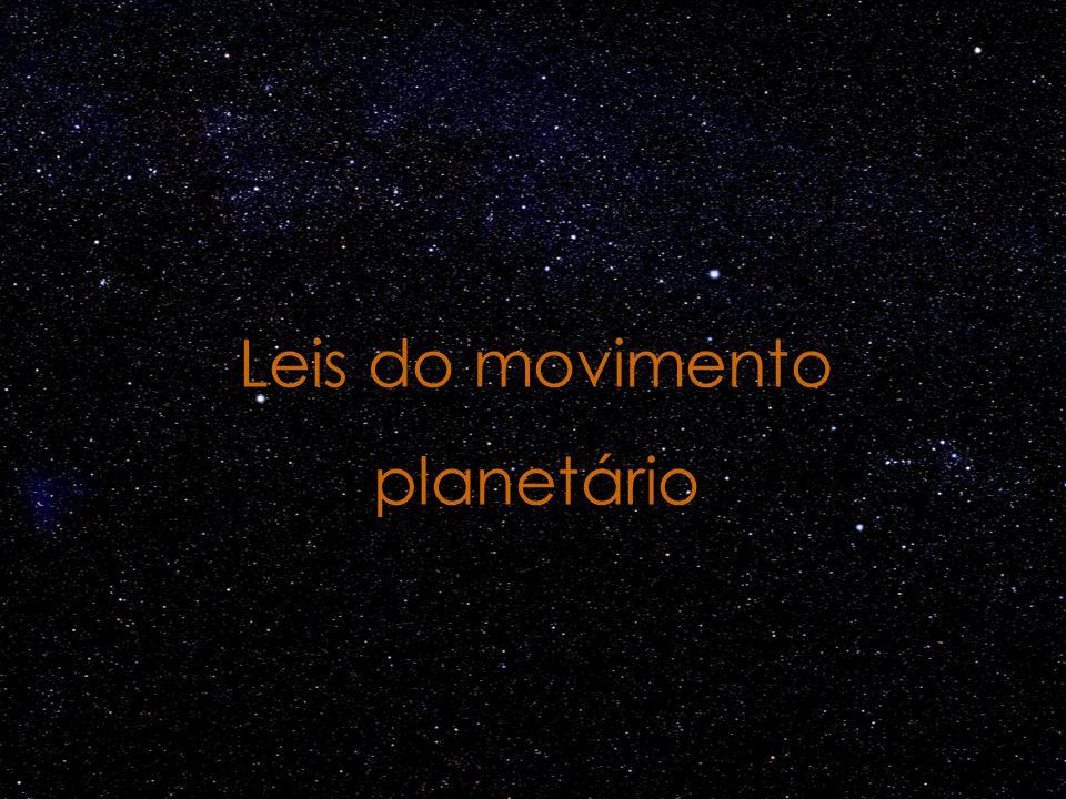 Leis do movimento planetário