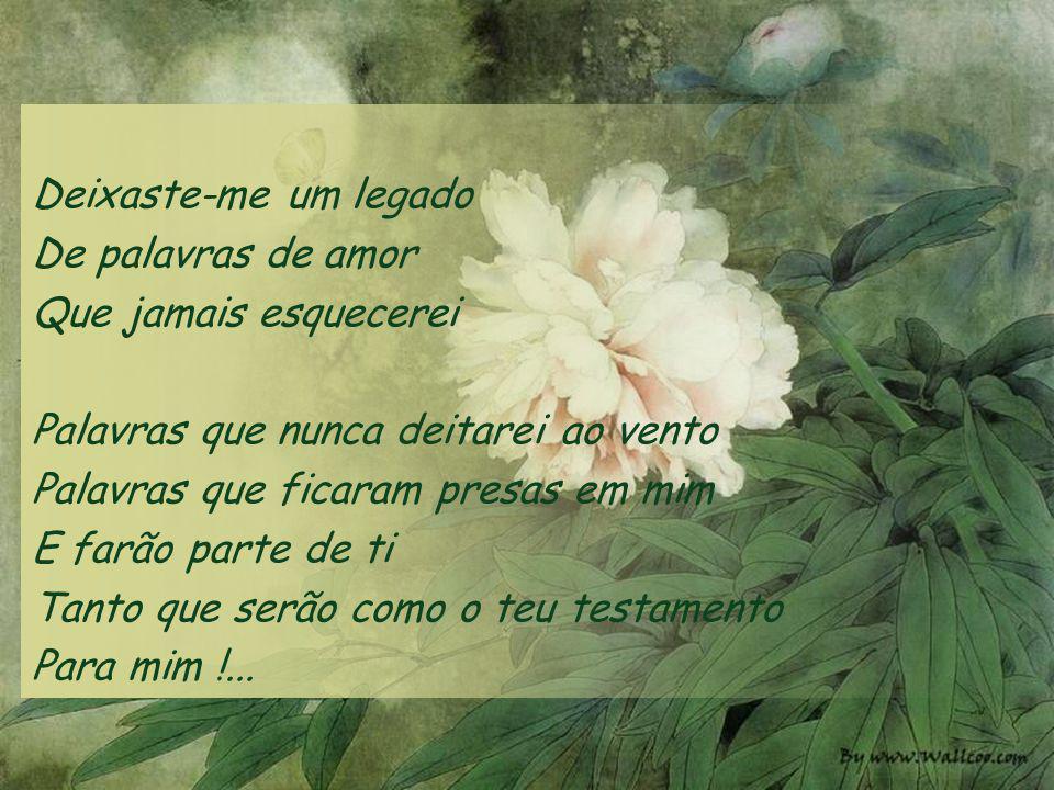 Um Legado de Palavras !... Laura Vieira