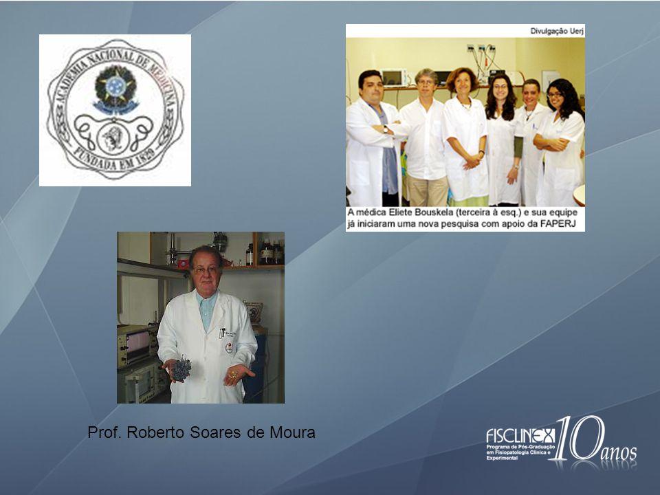 Prof. Roberto Soares de Moura