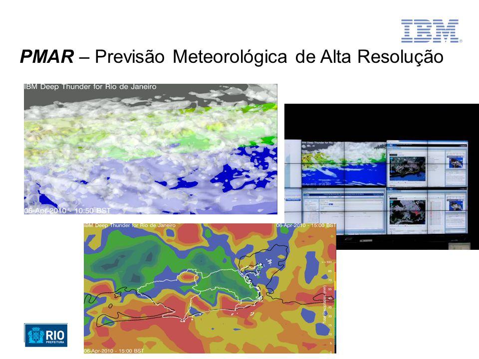 PMAR – Previsão Meteorológica de Alta Resolução
