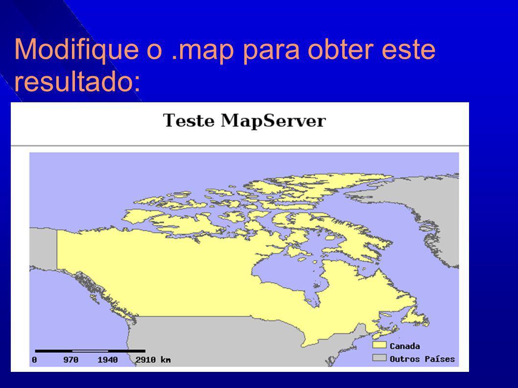 Modifique o.map para obter este resultado: