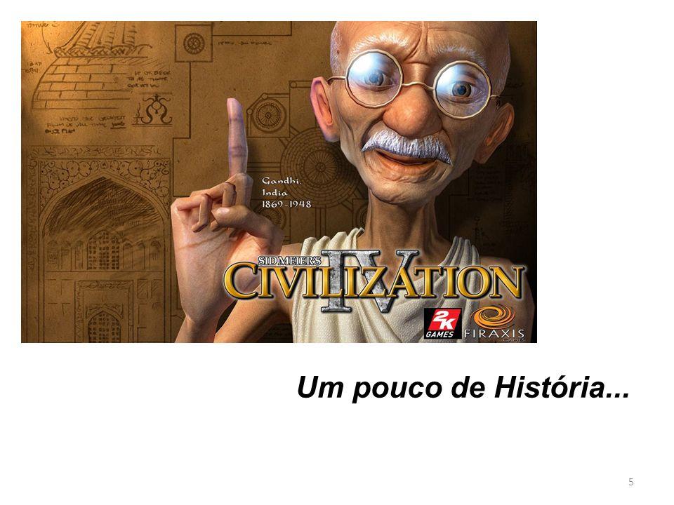 Um pouco de História... 5