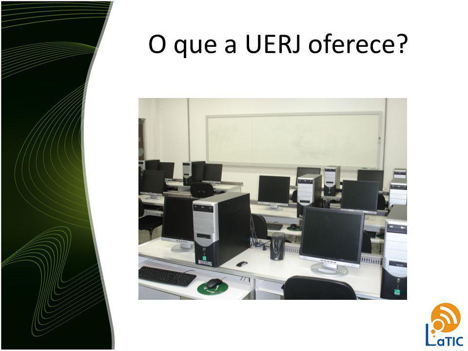 O que a UERJ oferece?