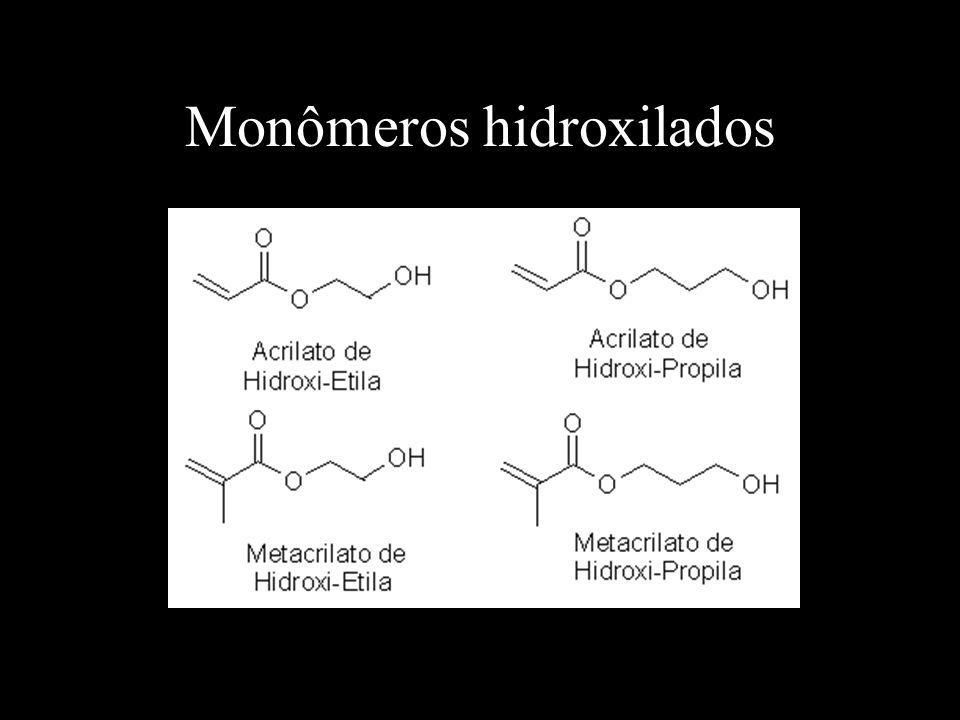 Ésteres dos ácidos acrílicos e metacrílicos