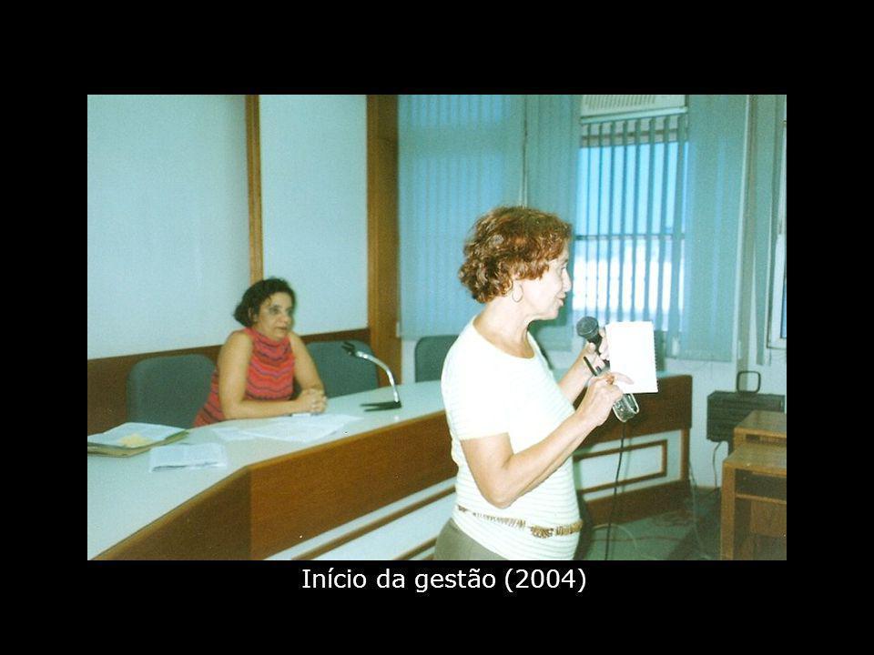 Debate entre os candidatos a Diretor da Rede (2007)
