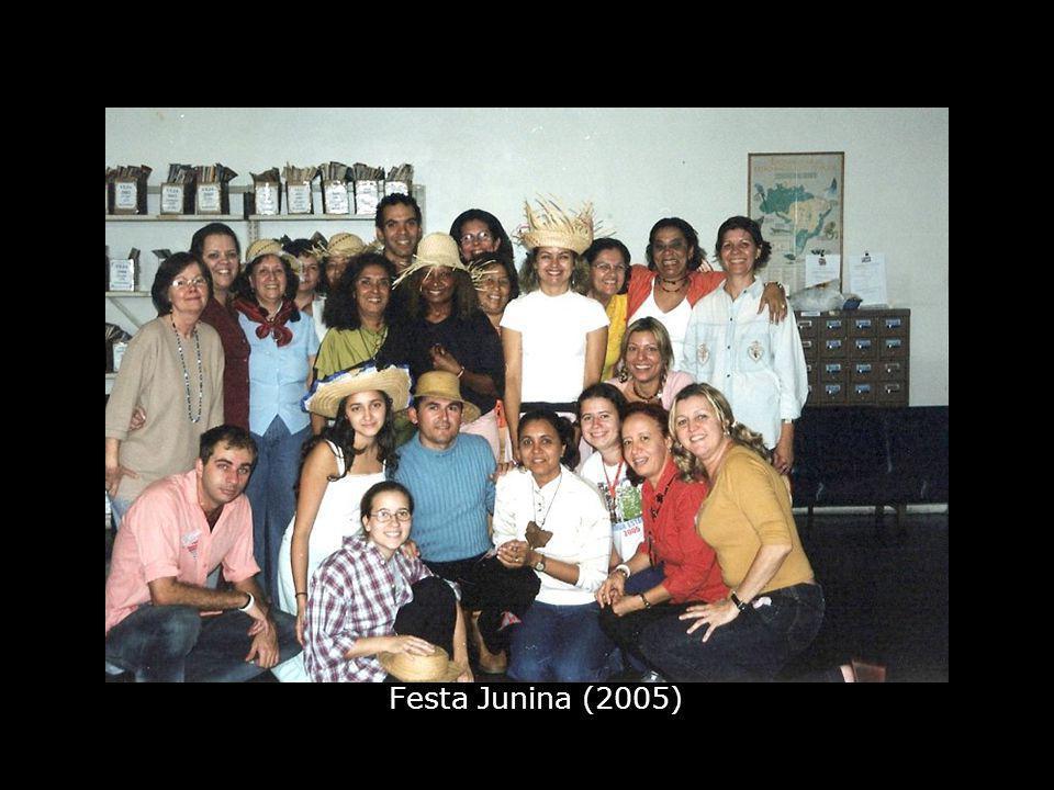 Obras de ampliação da biblioteca da FEBF, Caxias (2007)