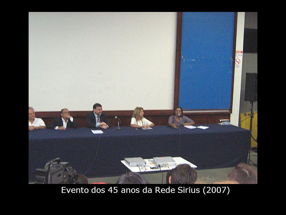Evento sobre Aquecimento Global, Biblioteca Comunitária (2007)