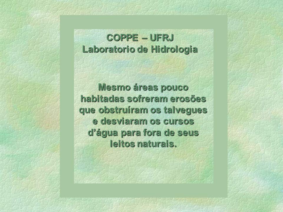 COPPE – UFRJ Cumulus Nimbus típico em retro- alimentado