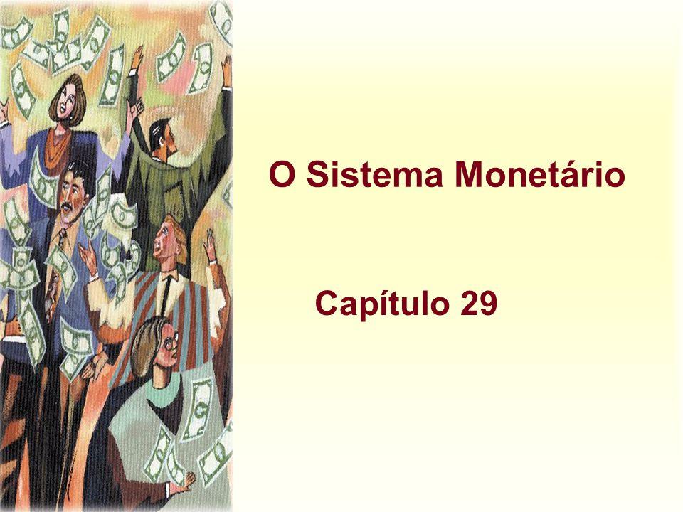 O Sistema Monetário Capítulo 29