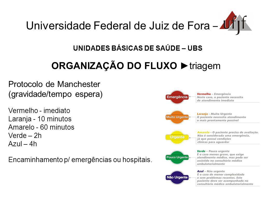 Universidade Federal de Juiz de Fora – UNIDADES BÁSICAS DE SAÚDE – UBS ACOMPANHAMENTO/EDUCAÇÃO PSF Equipes: 1 médico; 1 prof.
