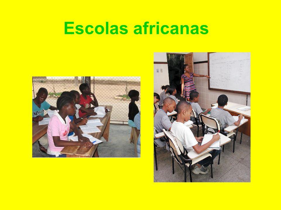 Escolas africanas