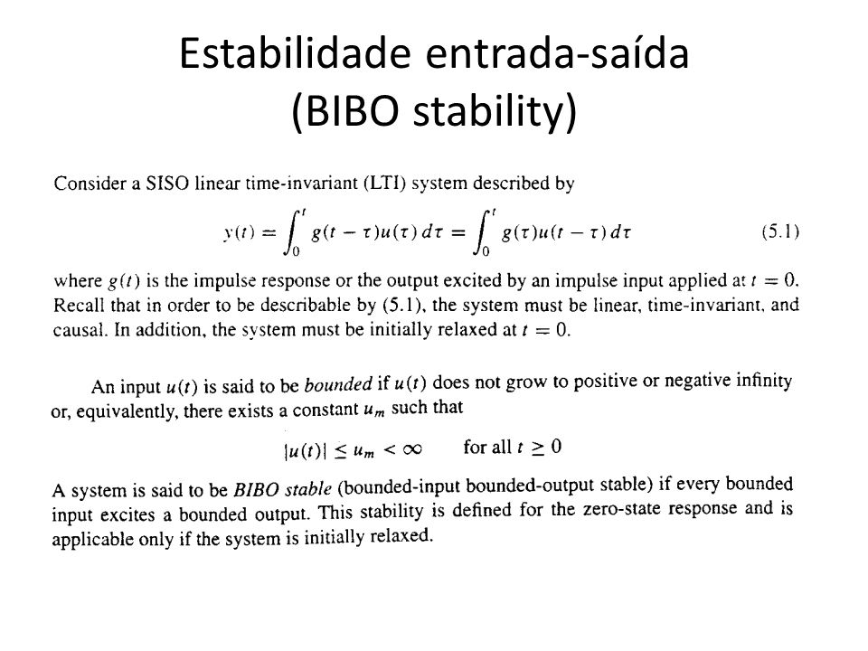 Teorema 5.1