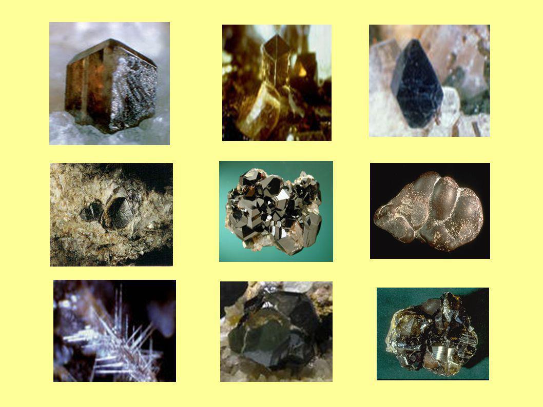 OCORRÊNCIA Constituinte originário de rochas ígneas e pegmatitos, encontra-se mais comunmente em veios, associados com o quartzo, nas rochas granítica