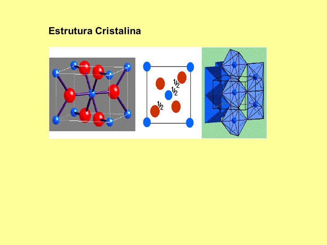 CRISTALOGRAFIA É Tetragonal, bipiramidal- ditetragonal. As formas mais comuns são os prismas e as pirâmides. Parâmetros de rede: a = 4,73 c = 3,18 a:c