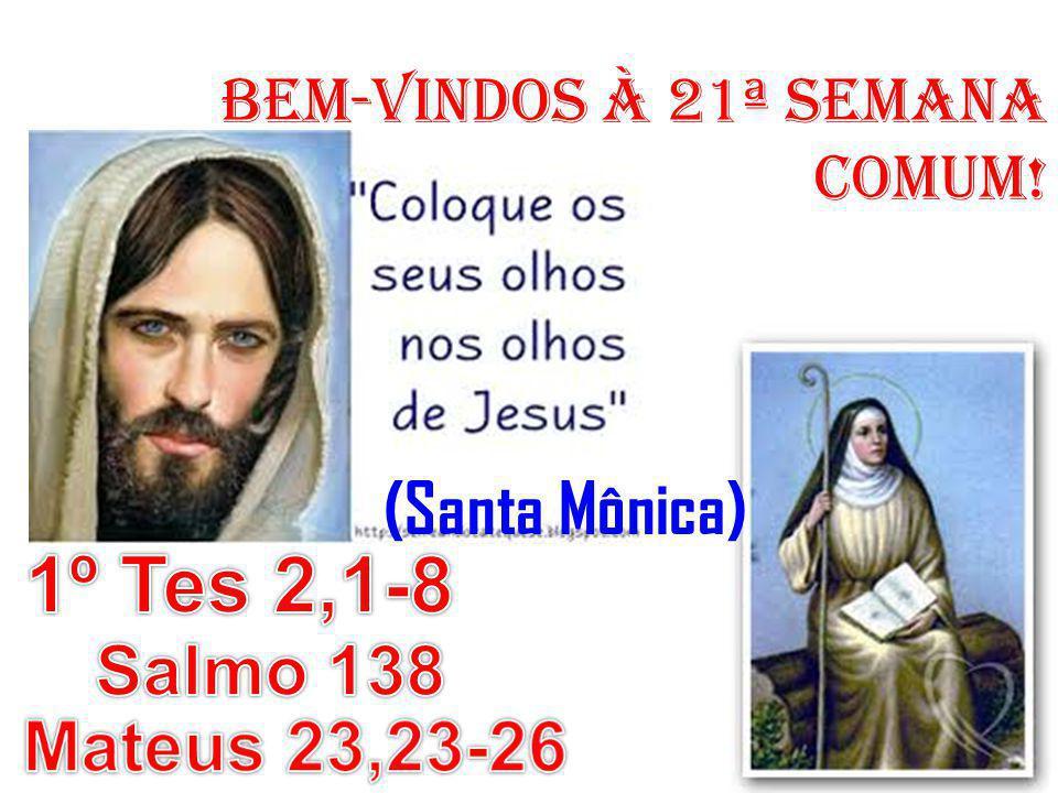 PADRE: Na assembleia dos Santos vós sois glorificado e, coroando seus méritos, exaltais vossos próprios dons.