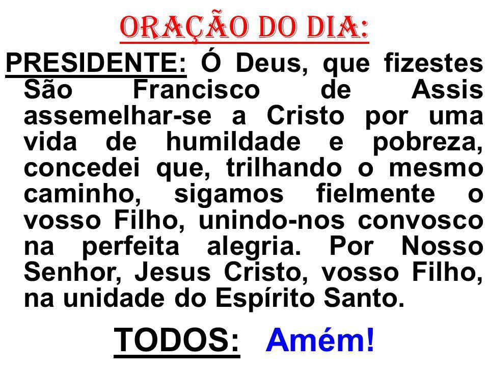 salmo responsorial: (78) 4- Ajudai-nos, nosso Deus e Salvador.
