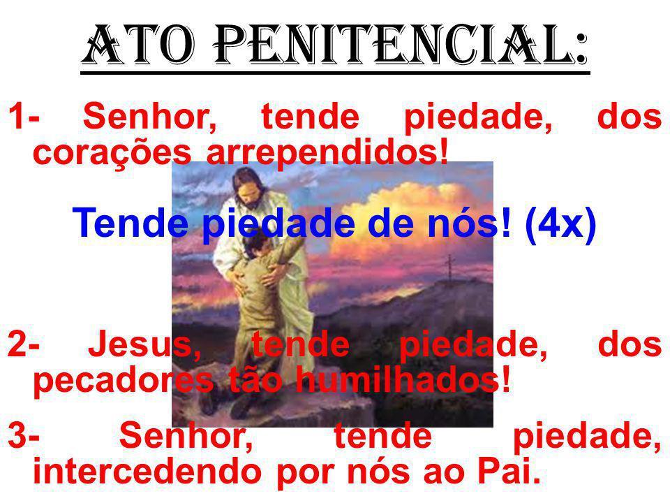 salmo responsorial: (83) Quão amável, ó Senhor, é vossa casa! (Bis)