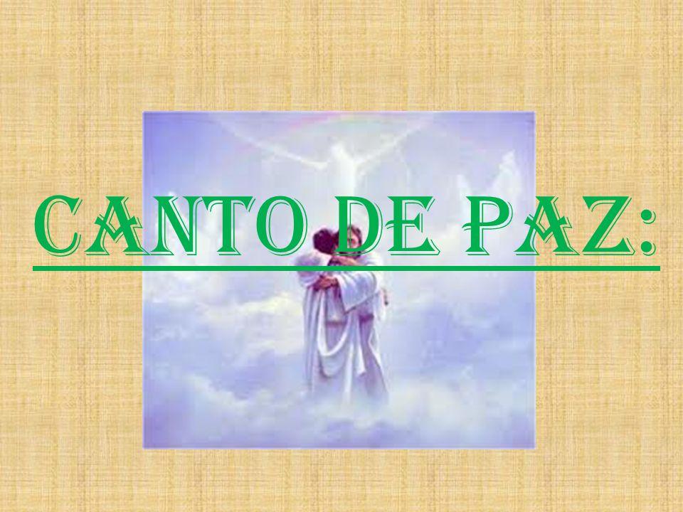 CANTO DE PAZ: