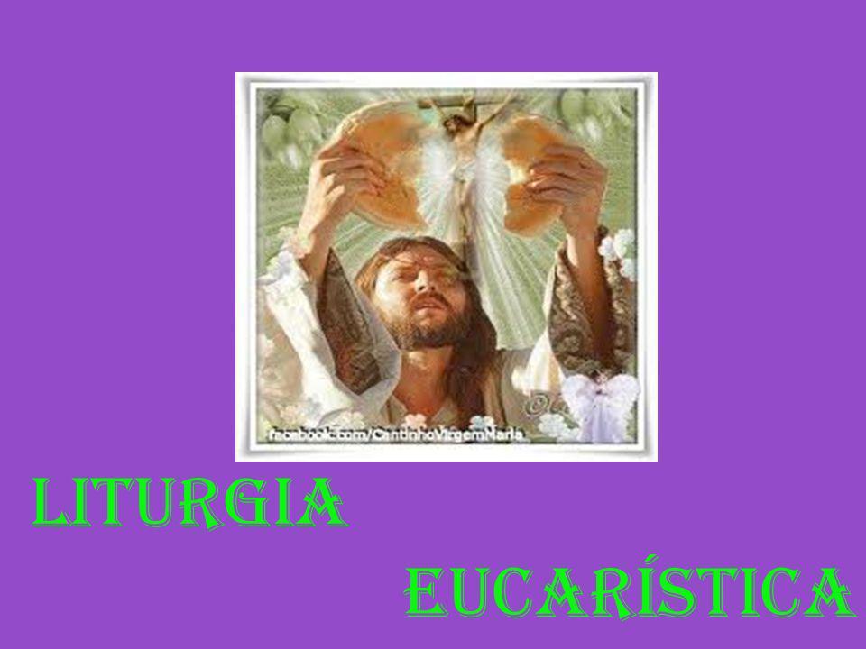 PREPARAÇÃO DAS OFERENDAS: Escuta, Senhor, a voz do povo teu/ e dá-nos a tua salvação, que Cristo Jesus nos prometeu.