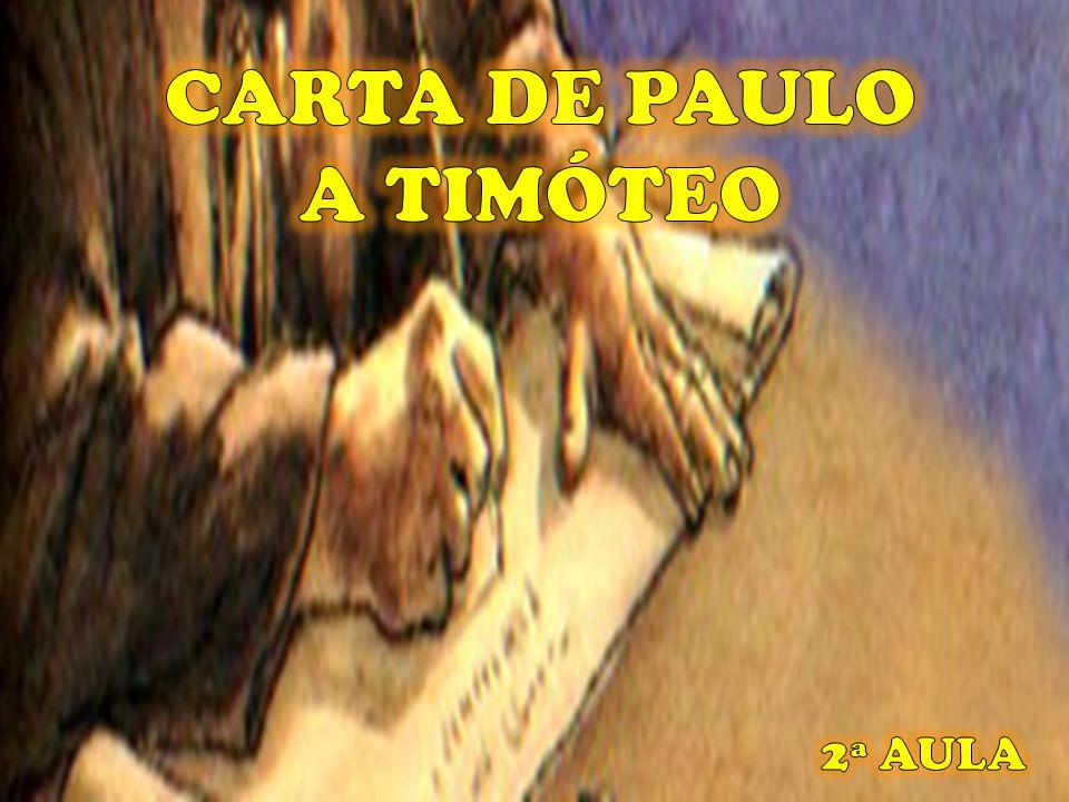 LÓIDE EUNICE A MÃE E A AVÓ EDUCARAM TIMÓTEO SEGUNDO A PALAVRA