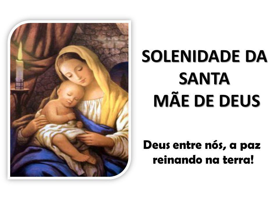 CANTO FINAL Não há no mundo ninguém que não precise de uma mãe até o Filho de Deus teve os carinhos de uma mãe.