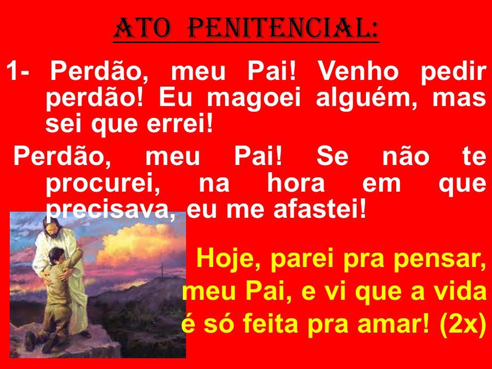 ORAÇÃO EUCARÍSTICA (III): Pref.dos Santos) PADRE: O Senhor esteja convosco.