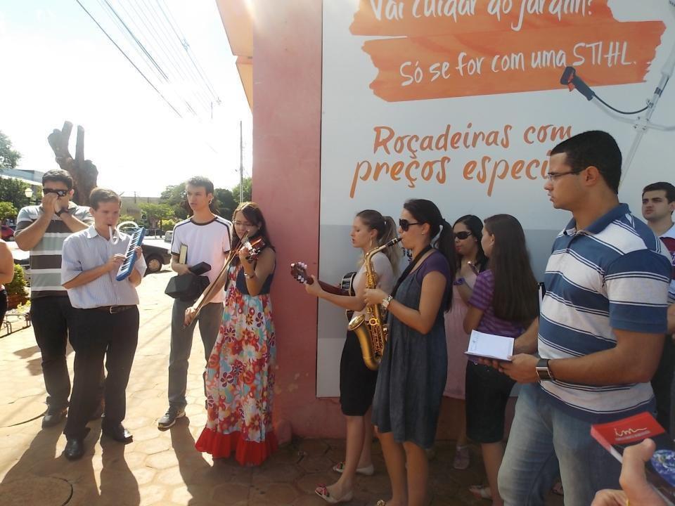 Domingo 04/02 Escola Bíblica Dominical
