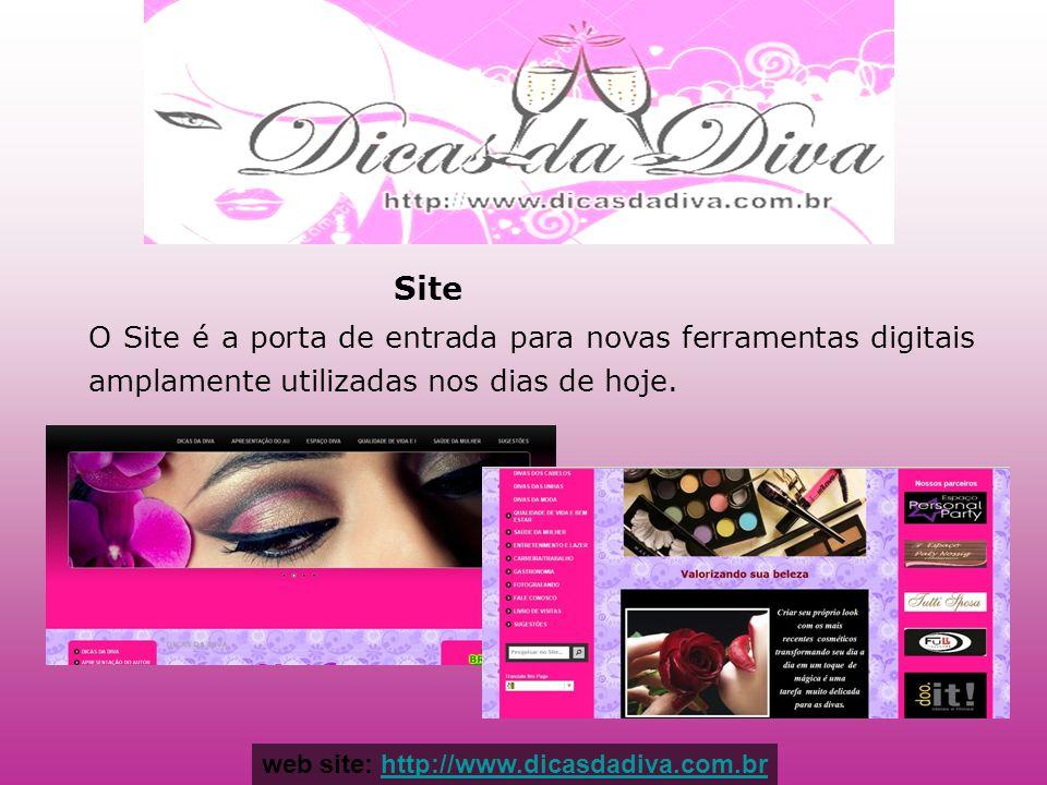 Site O Site é a porta de entrada para novas ferramentas digitais amplamente utilizadas nos dias de hoje.
