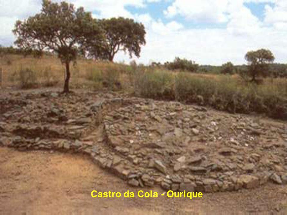Castro pré-histórico no Casal do Zambujal – Torres Vedras