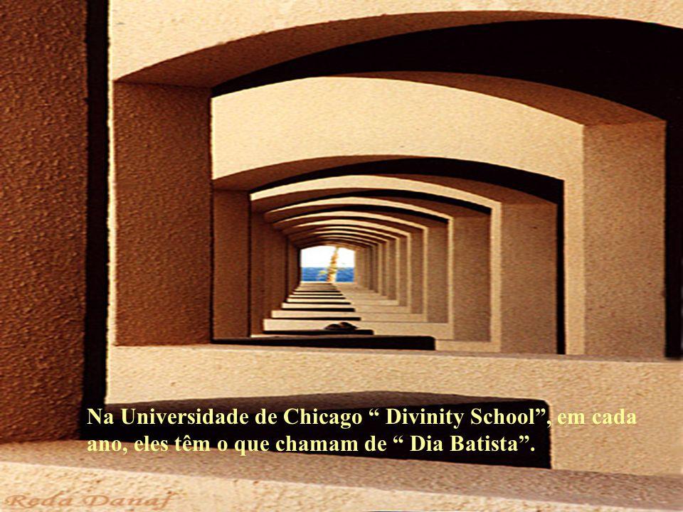 Essa é uma história verídica acontecida na Universidade de Chicago.