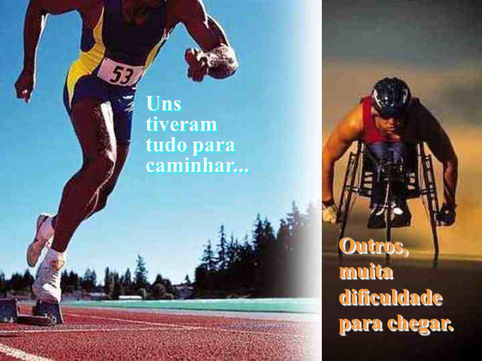 BY LINCOLN FERREIRA Alguns fazem bom proveito do caminho...... outros se perdem pelo caminho.