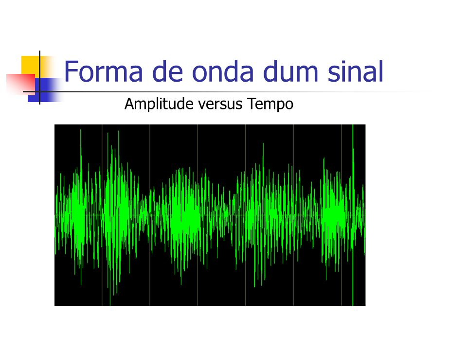 Sumário Amostragem de Sinais Áudio Amostragem de Imagens 2D Filtros Anti-Aliasing Digitalização de Sinais Áudio Conersão D/A Critério de Fidelidade de